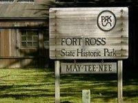 Форт Росс в 20-ом столетии
